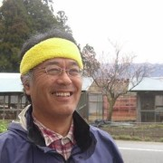 菅野芳秀さん